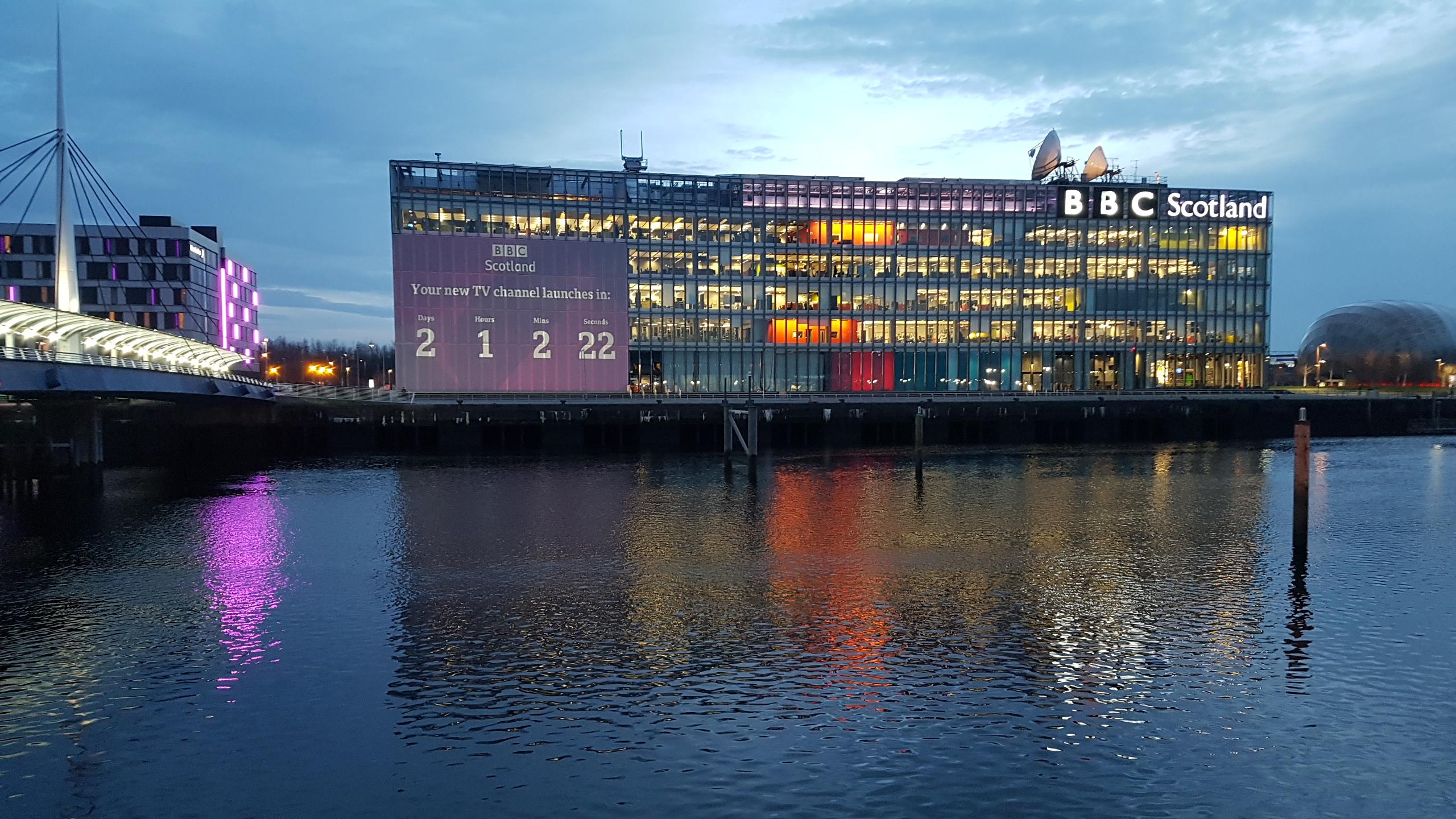 Cameron | BBC Scotland Channel Launch