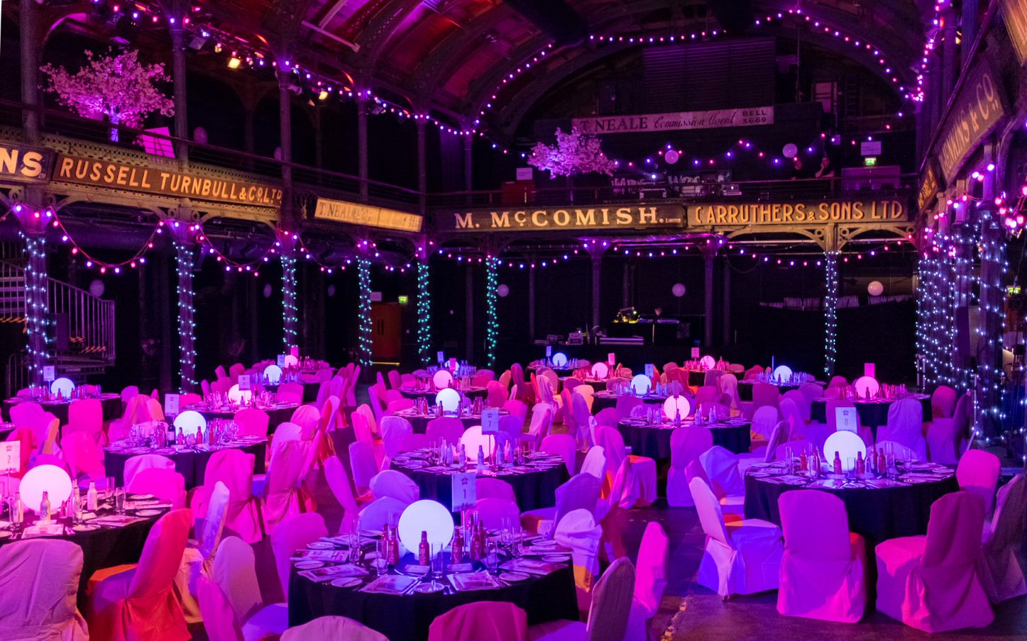 Event Production | Cameron: Connecting Ideas | Glasgow