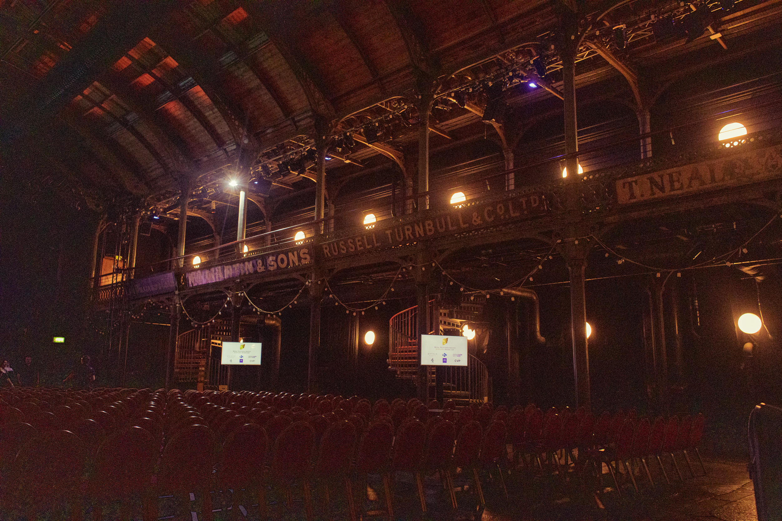 Cameron Venue Guide | The Old Fruitmarket